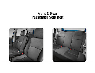 etios safety belt