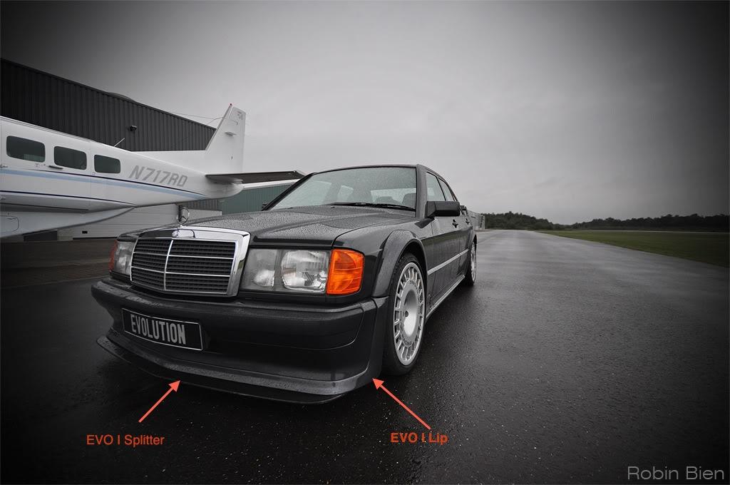 Hedgehog tuning and motorsport blog 190e evo i kit for for Mercedes benz 190e front bumper