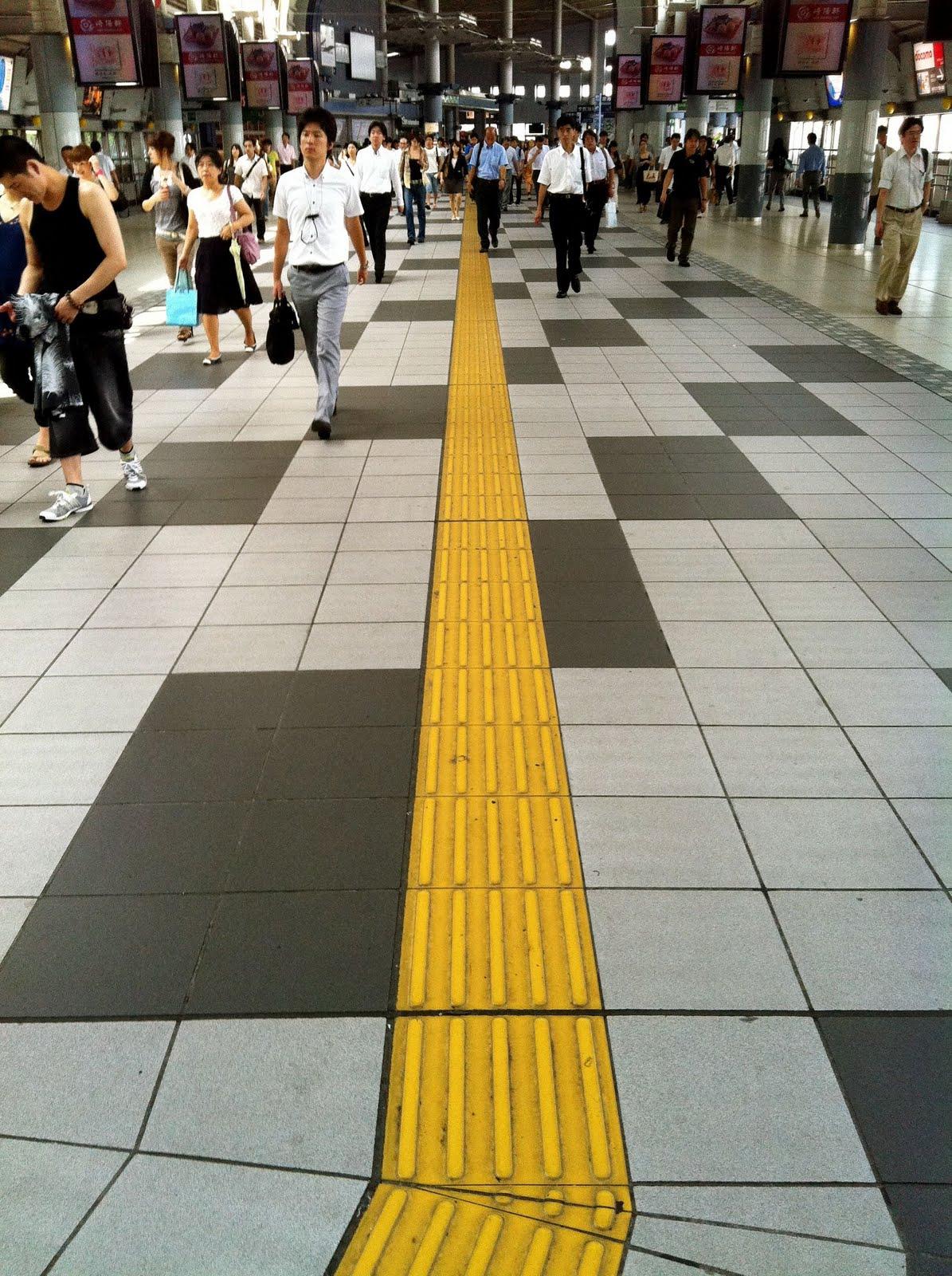 Matthew sans Tokyo Adventure Street Braille