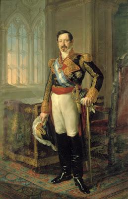 Ramón María Narváez - Vicente López - Museo de Bellas Artes de Valencia