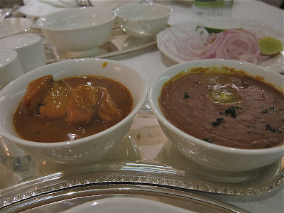 Qorma and Daal at Dum Pukht