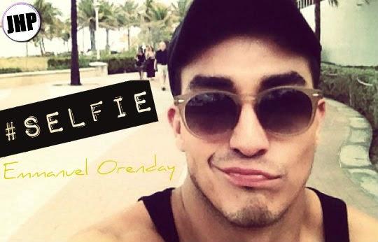 Emmanuel Orenday selfie