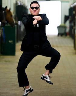 Versão acústica de Gangnam Style