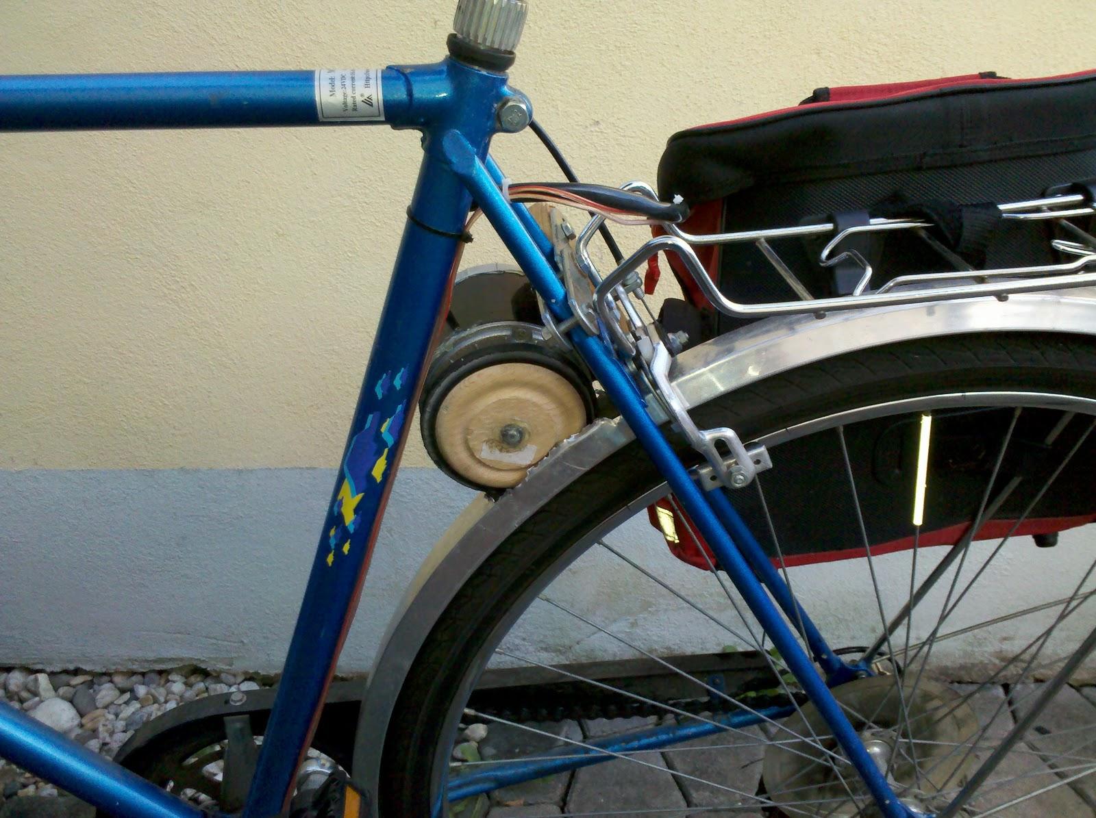 Как сделать свой велосипед своими руками 20