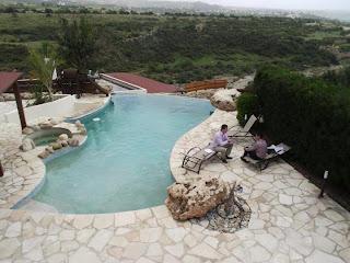 Cypruss, Paphos villa