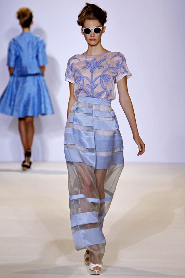 Temperley London Spring 2013 London Fashion Week
