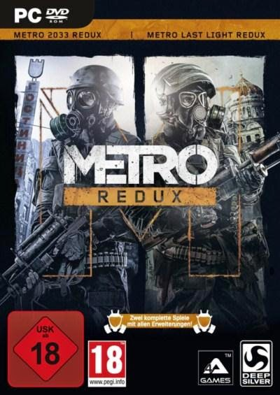Metro Redux Bundle (2033, Last Light) MULTI10Repack By R.G Catalyst