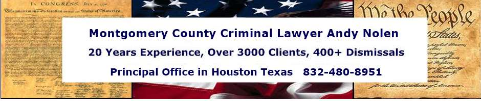 Montgomery County Criminal Lawyers | Conroe Texas Defense Attorneys