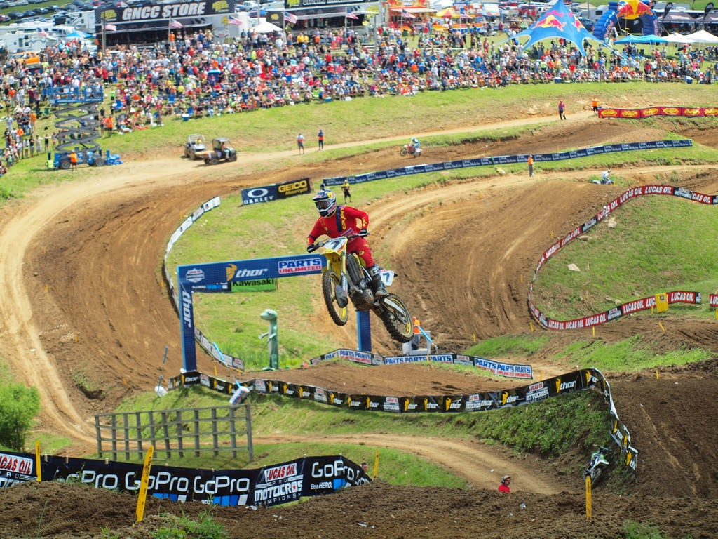 James Stewart High Point 2014