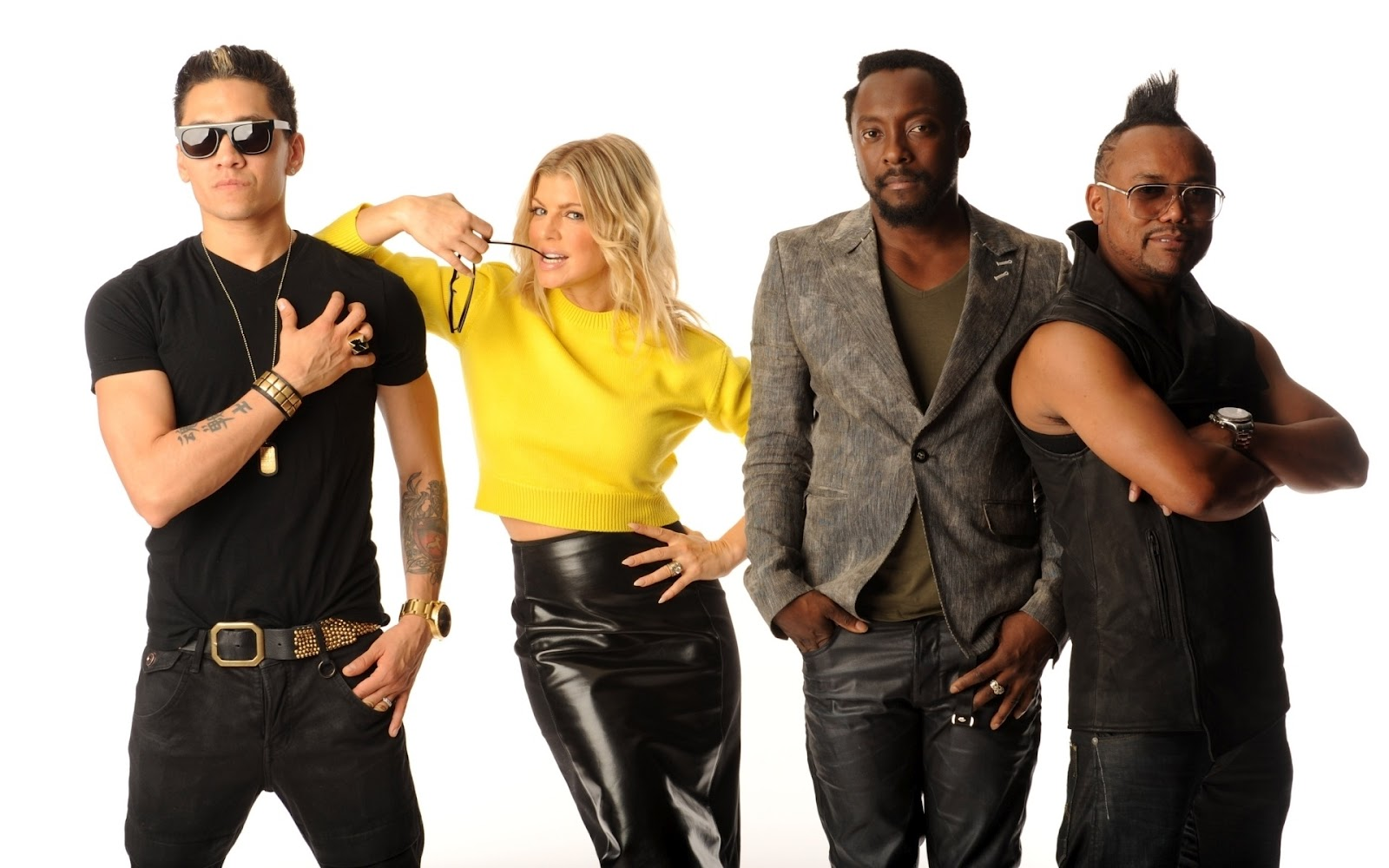 92 Wallpapers: Black Eyed peas HD Wallpaper