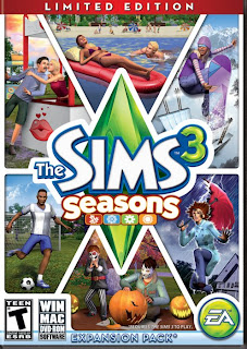 Download Torrent Game Sims 3Season-RELOADED
