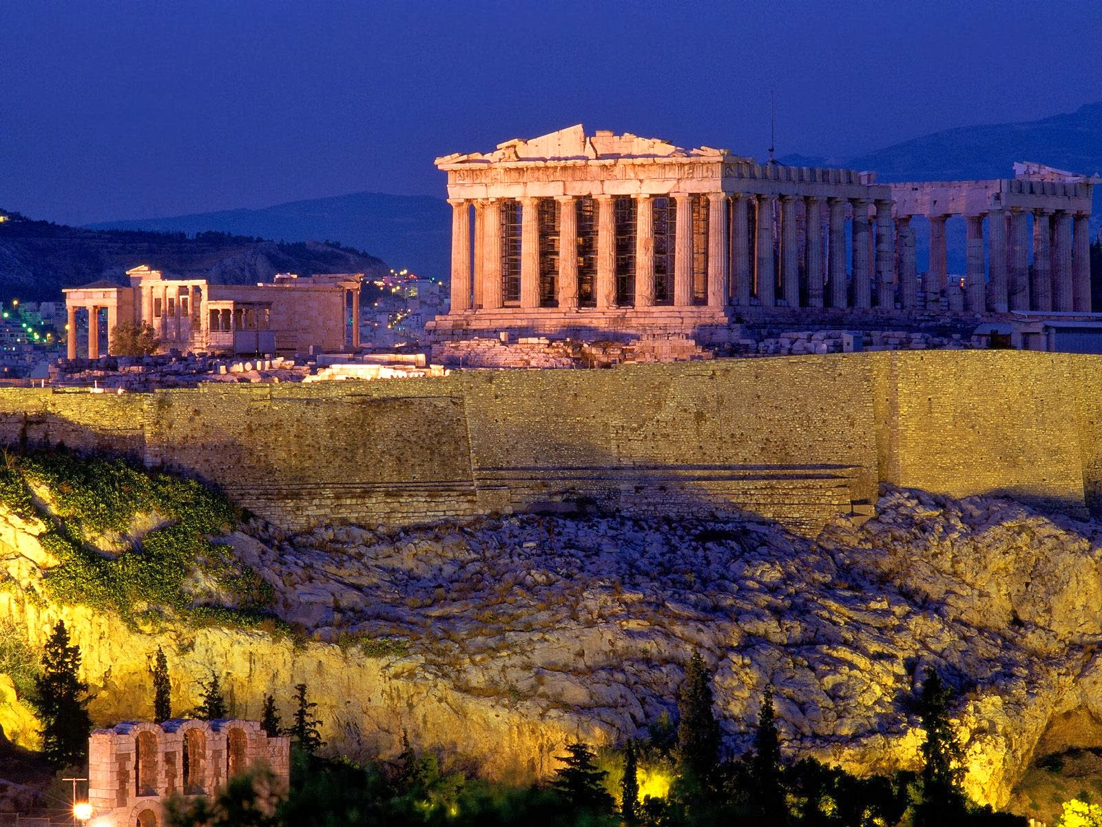 The Acropolis Of Athens Is An Ancient Greece ~ Luxury Places