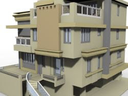 3d-House-Building-Wallpaper