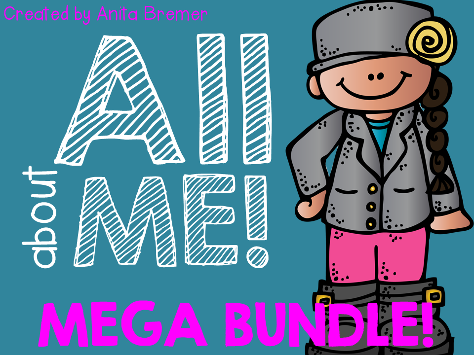 ALL ABOUT ME! THEME PACK