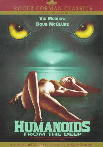 The Gentlemen's Blog to Midnite Cinema: Humanoids From the Deep (1980)
