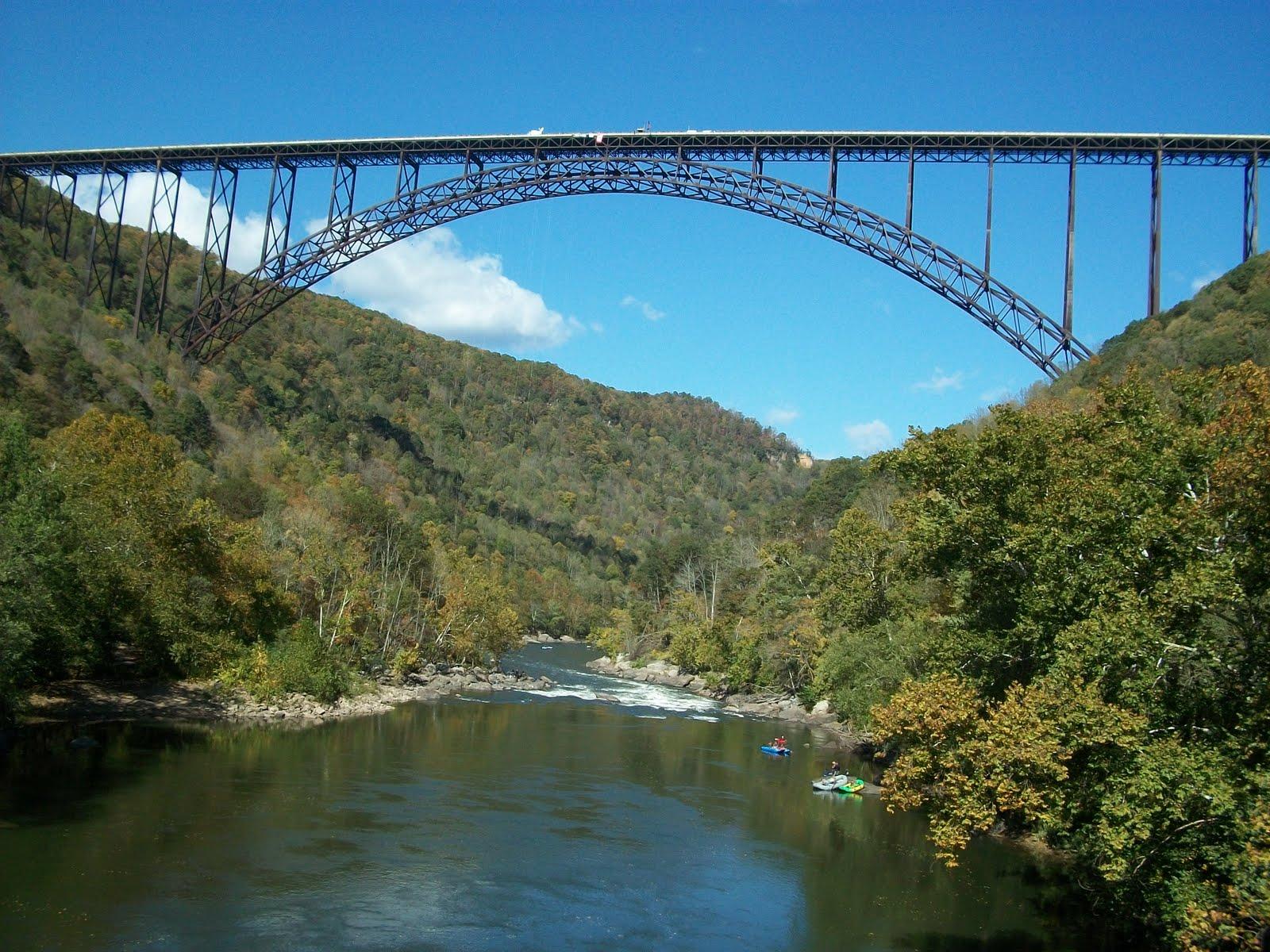 New River Bridge West Virginia Bridge Day 2011 New River