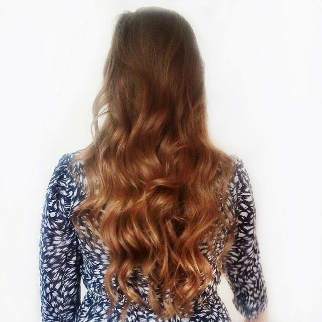 loose curls!