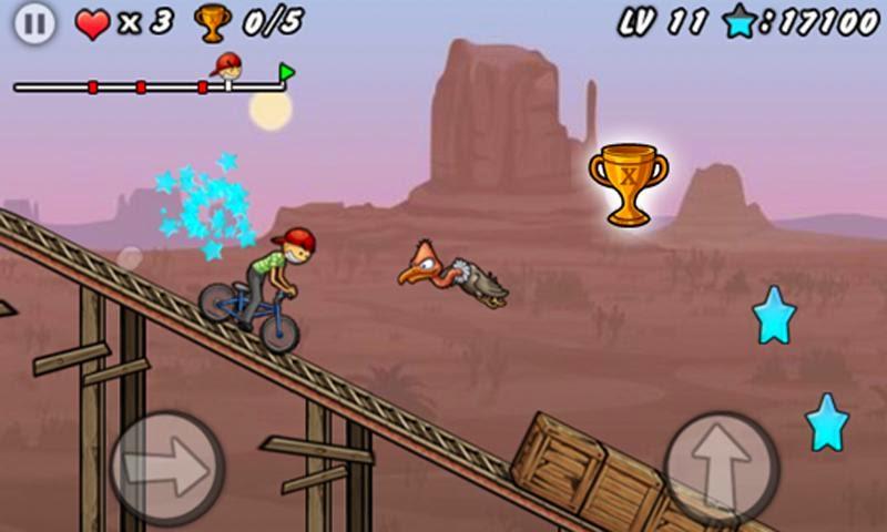 Game Gratis Sepeda BMX Boy For PC