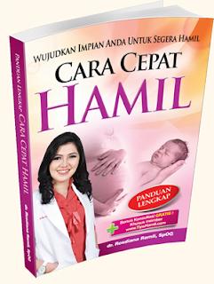 Cara memesan buku cara cepat hamil dari dr Rosdiana Ramli