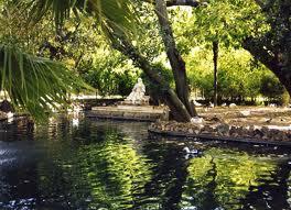 Parque de Castelar Badajoz