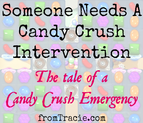 Candy Crush Emergency