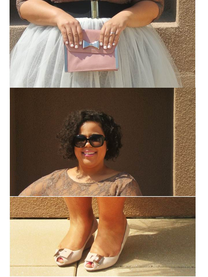 plus size blog, plus size tutu, Kiyonna, eShakti