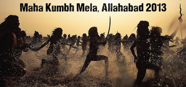 Kumbh Mela 2013 Photography Workshops by Abbas, Raghu Rai