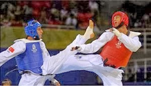 Death of Turkish taekwondo player