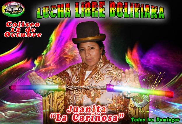 """JUANITA """"LA CARIÑOSA"""""""
