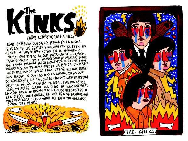 Libros Pop: 100 artistas sin los que no podria vivir de Ricardo Cavolo