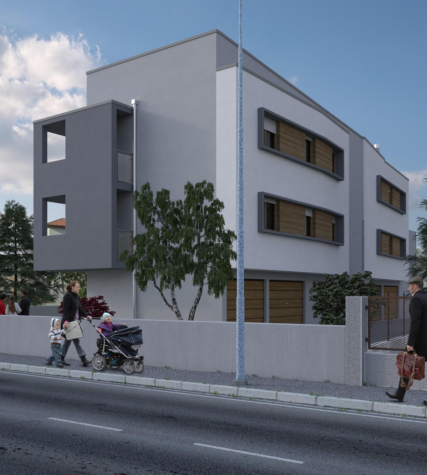 Della schiava ferruccio revit instructor gallerini progetti for Progettazione di edifici residenziali