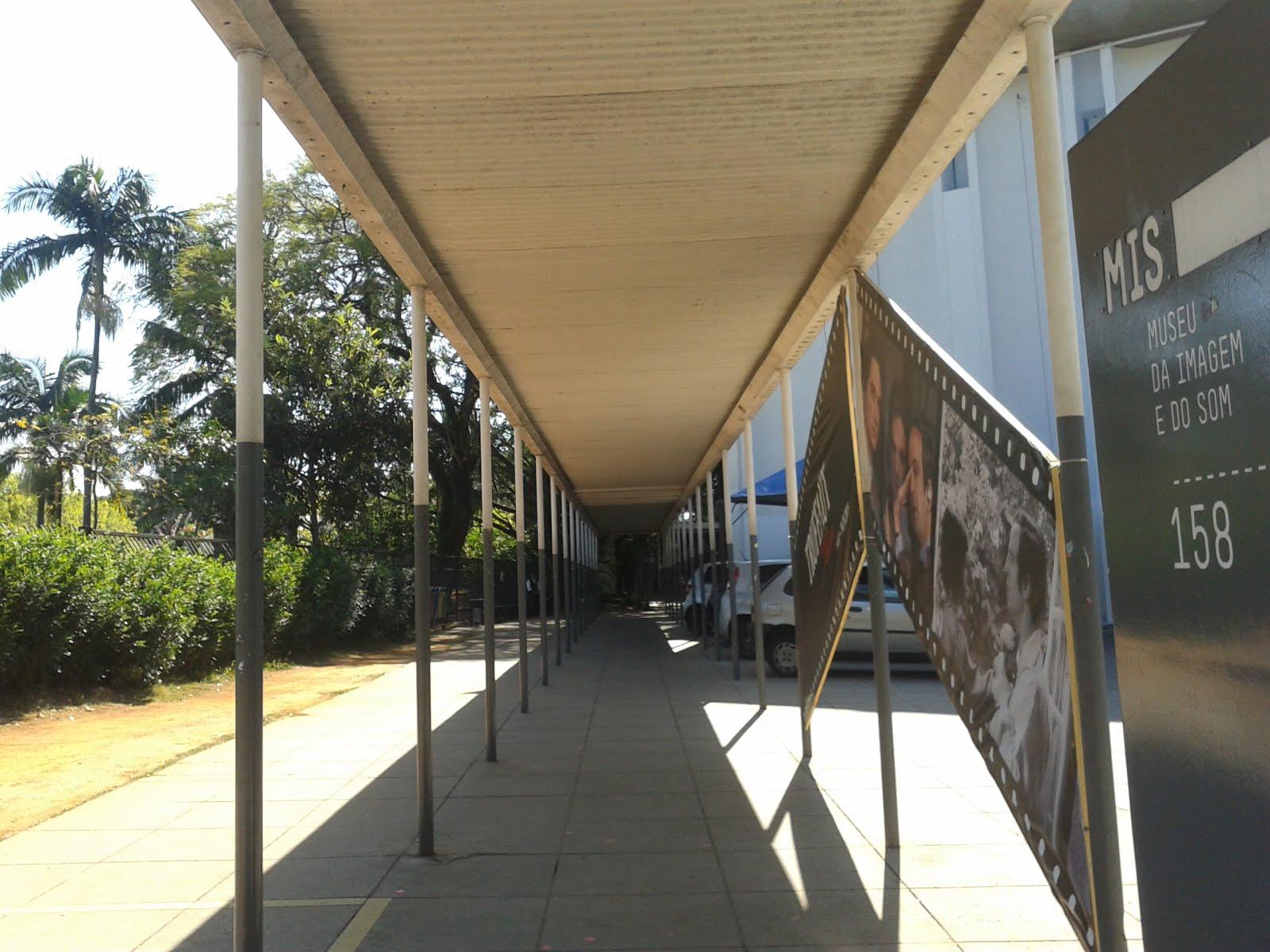 Museu da Imagem e Som - MIS - São Paulo