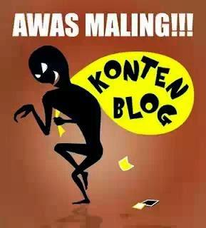 Jenis dan Cara Pencurian Konten Blog
