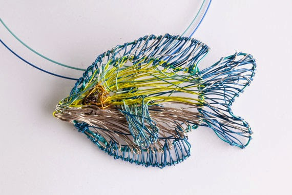 Vassiliki mikropoulou 2015 for Fish wire walmart