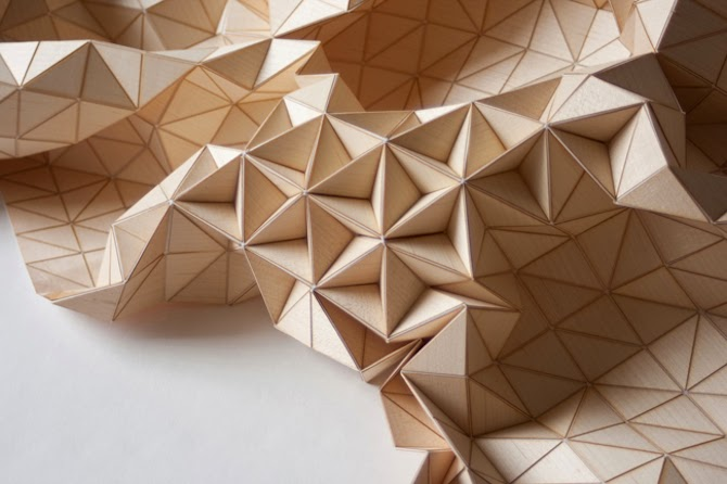 Flexible Wooden Textiles
