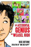 accidental+genius Wimpy Kid and beyond
