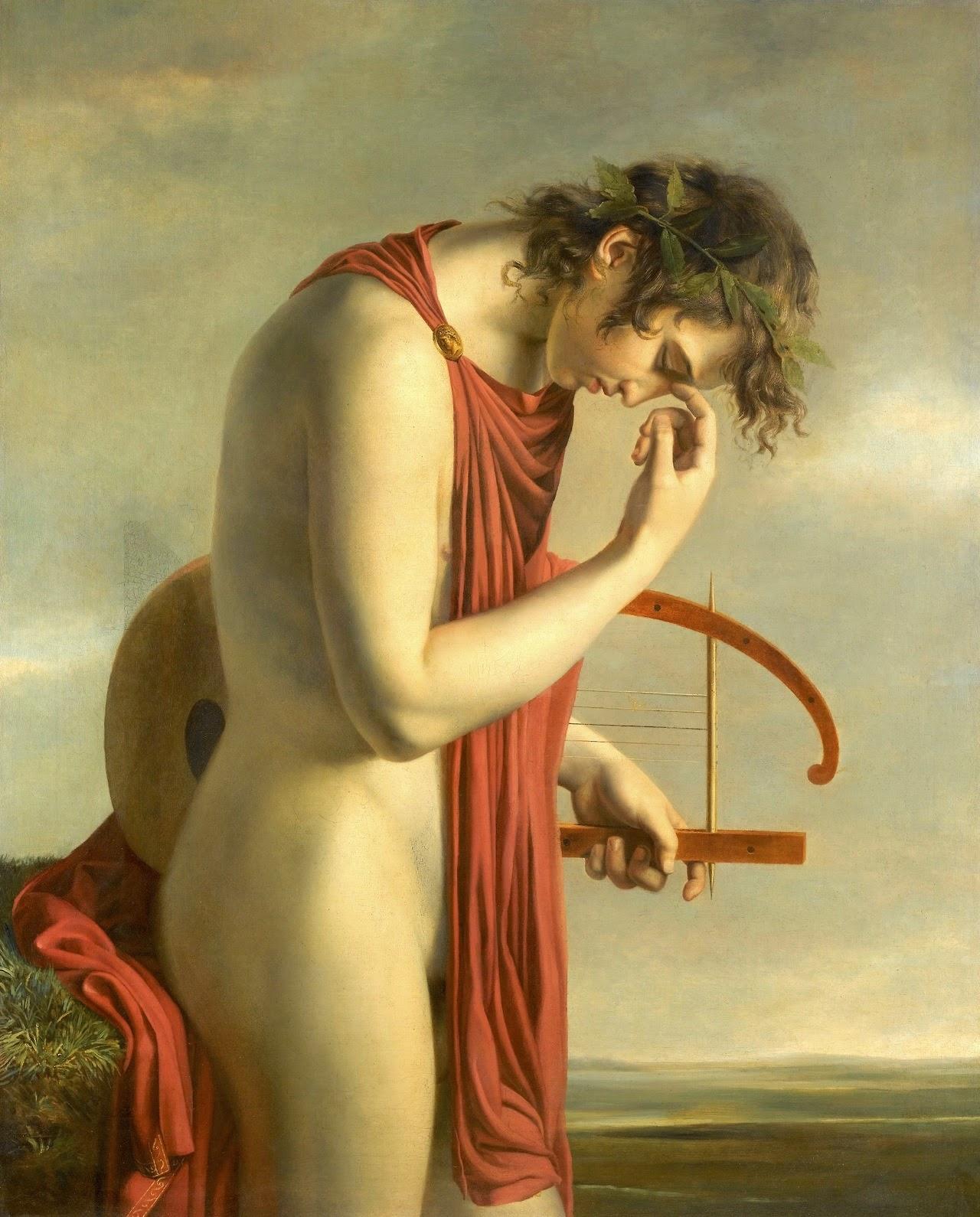 Lamentation d'Orphée | Hugues Jean François Paul Duqueylard