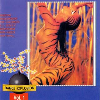 Dance Explosion Vol. 1 1994