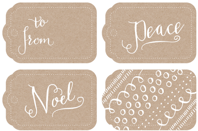 http://sweetmuffinsuite.com/2012/12/day-1-printable-gift-tags-with-calligraphy/