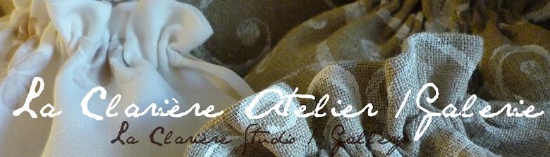 La.Clariere.Atelier de Creation Textile