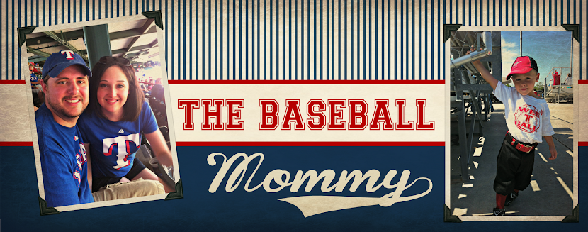 The Baseball Mommy