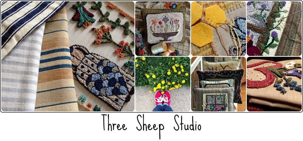 Three Sheep Studio