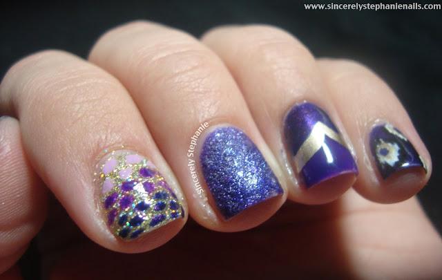 skittlette nails