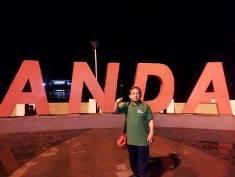 MANDAR di Pantai Losari Makassar