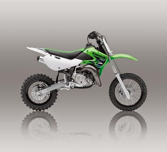Harga Foto dan Spesifikasi Kawasaki KX 65