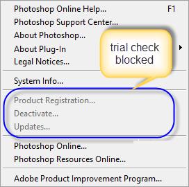 Активация Фотошопа, как активировать Photoshop CS6, CS5 илиПерейдите