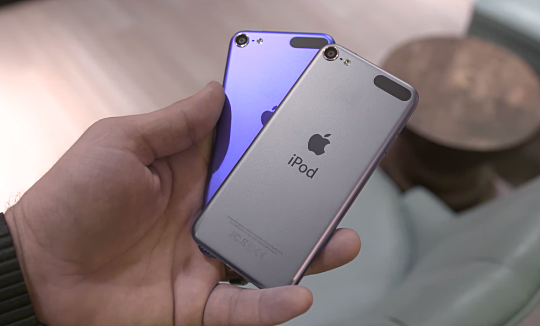 Apple iPod Touch 2015, iPod Touch 6th Gen