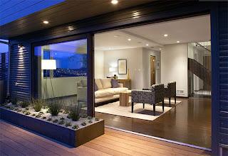 awas nyenggol keprok 100: desain rumah minimalis modern