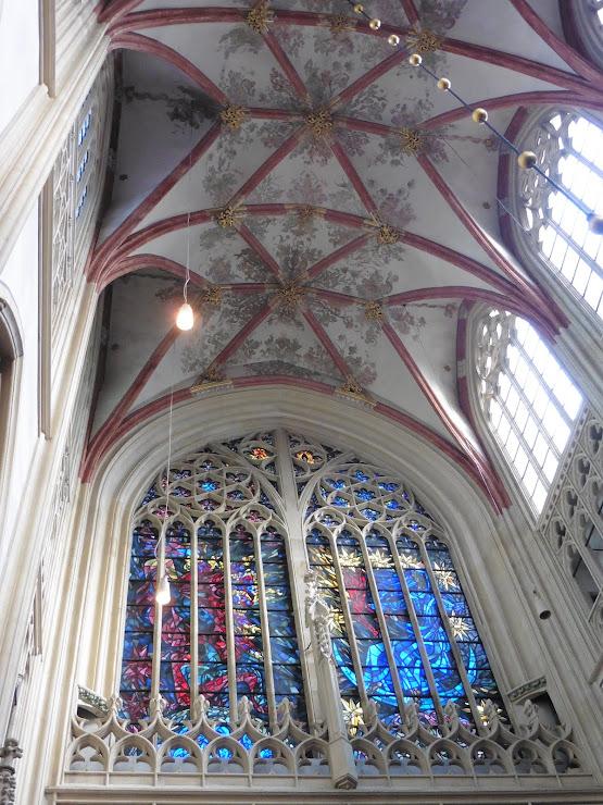 In de Sint-Janskathedraal van 's-Hertogenbosch