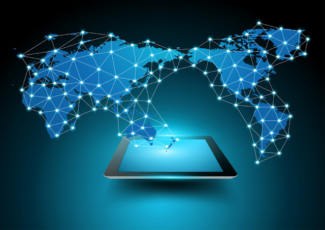 Worldwide e-commerce